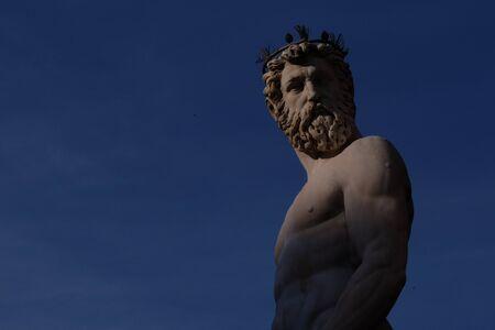 neptuno: Fuente de Neptuno, Plaza de la Signoria, Florencia