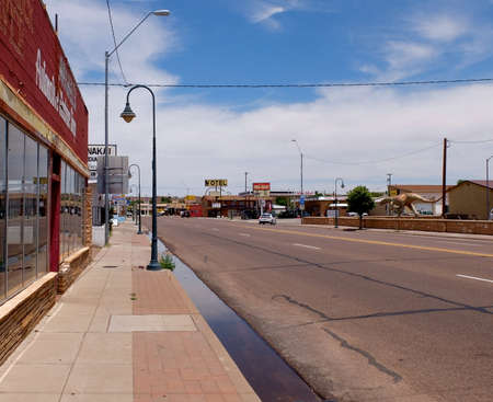 66: Route 66, Arizona
