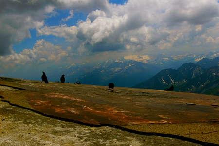 dolomites: Dolomites Stock Photo