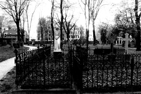 cemetery: Berlin Cemetery