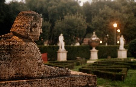 Villa Borghese Archivio Fotografico - 82502057