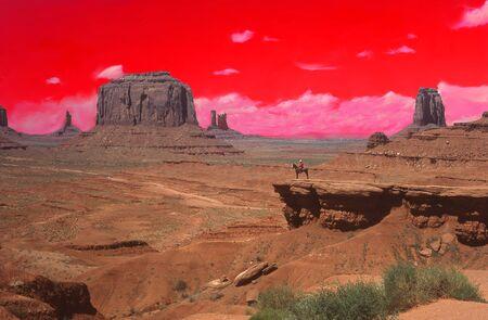 Monument Valley Stock fotó