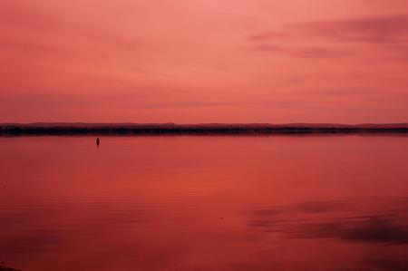 Lago, Canada Archivio Fotografico - 90954255