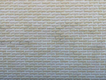 Background of old vintage brick wall textures