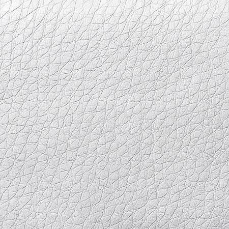 Bolsa de cuero blanco de textura  Foto de archivo