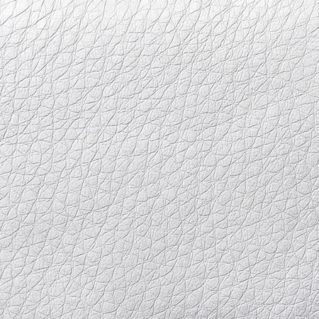 sac en cuir blanc de texture  Banque d'images
