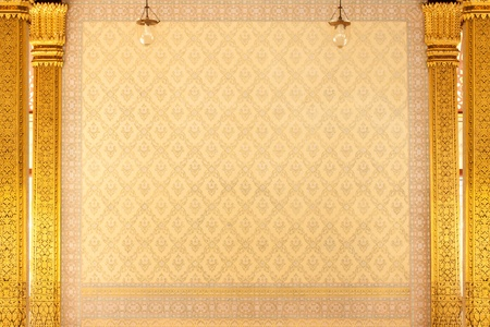 history background: Gold color wallpaper