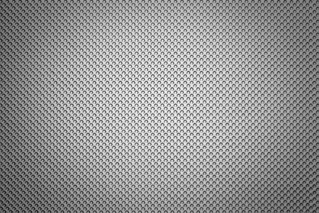 Silver surface. Small circles, each smaller sequence.  Stock Photo - 10017052