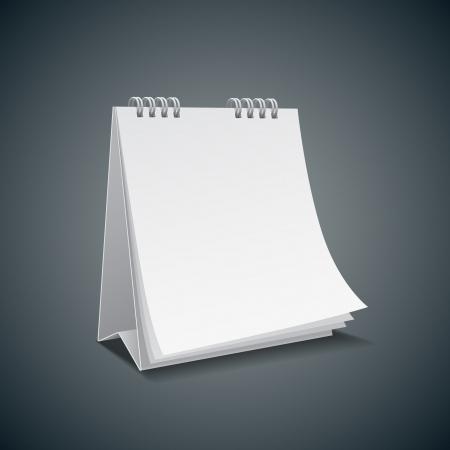 Calender template design