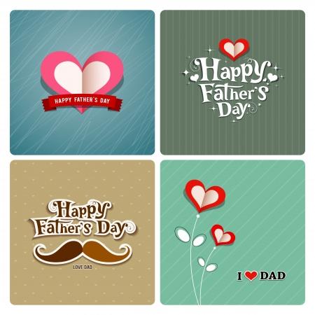 happy Fathers Day: Feliz d�a de padres, el amor colecciones pap�