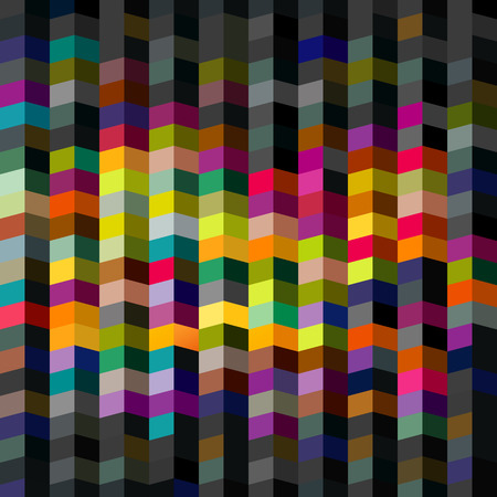 Abstract Geometric background, vector illustration Vector