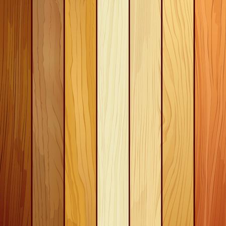 木製のコレクションのリアルな質感のデザインの背景