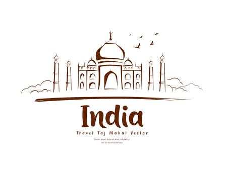 Travel Taj Mahal India