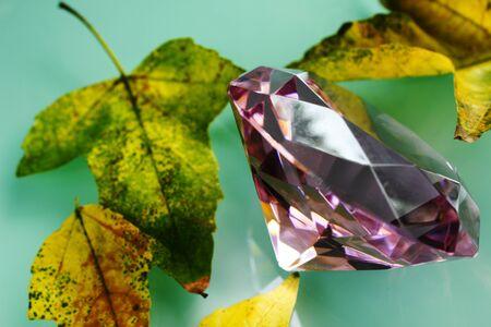Purple sapphire Stock Photo - 10476459