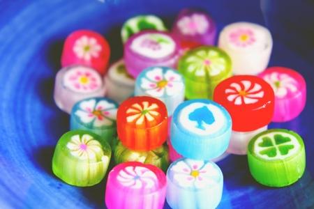 Japanese candy 版權商用圖片
