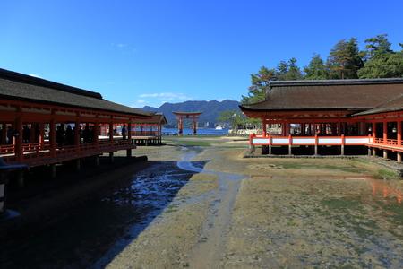 shinto: Itsukushima Shinto shrine