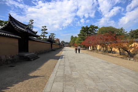 omotesando: Horyu-ji Temple Omotesando