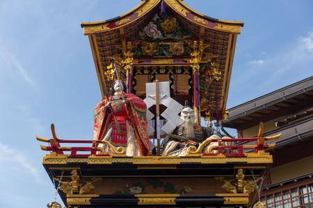 飛騨高山祭の日 写真素材 - 69413548
