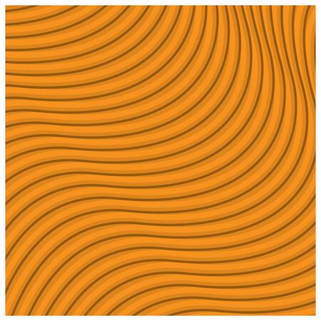 Wave yellow background, seamless. Ilustracja