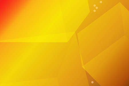 Yellow cubes background, stock background