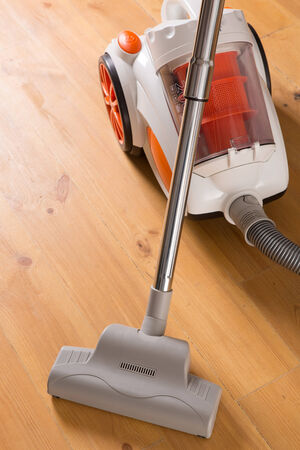 vac: vacuum cleaner stands in the home  livingroom