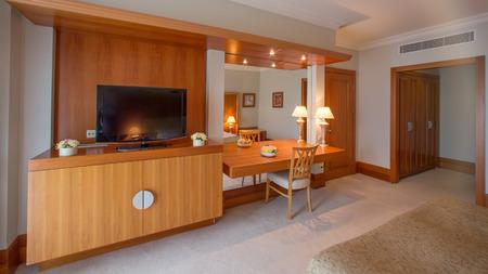 Interior design. the Classic living room interior