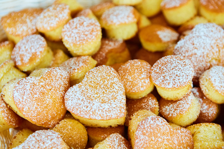 variety of baked goods, bakery, photo icon for basic food, freshness and variety of goods