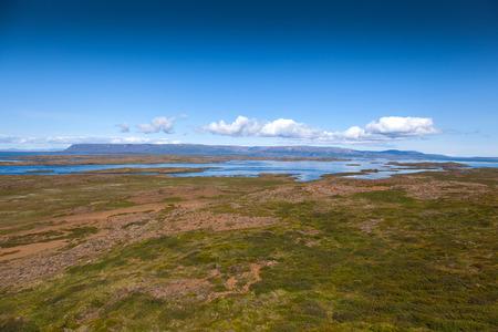 icelandic: Icelandic seascape archipelago Stock Photo