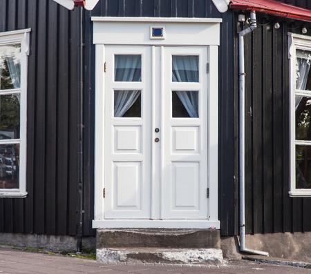 reykjavik: Puerta de entrada de la vendimia Reykjavik centro