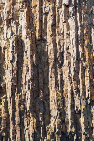 Basalt, volcanic rocks