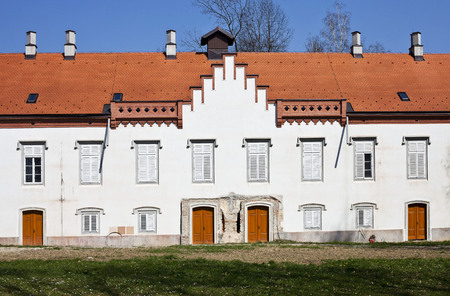 Croatian castle from 16th century, Zapresic Editorial