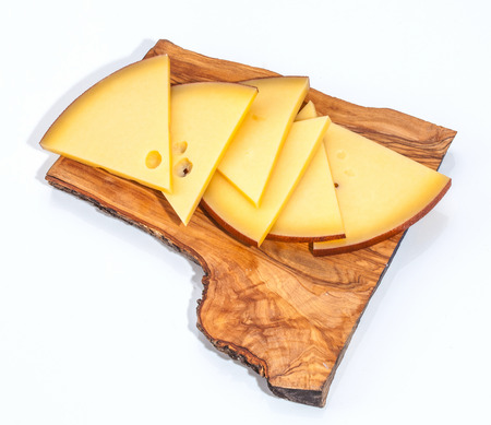 Cheese isolated and served Stock Photo - 55118191