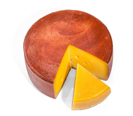 Cheese isolated and served Stock Photo - 55145205