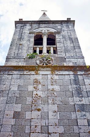 Medieval church Croatia, Peljesac