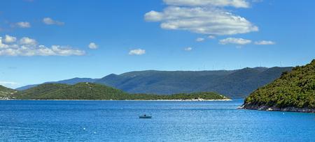 Serene Adriatic landscape, Croatia Stock Photo - 120142223