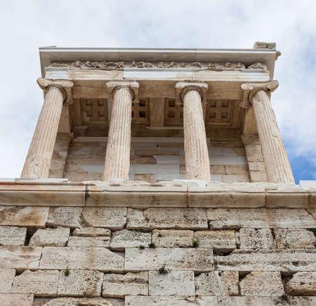 Athena Nike temple, Acropolis of Athens