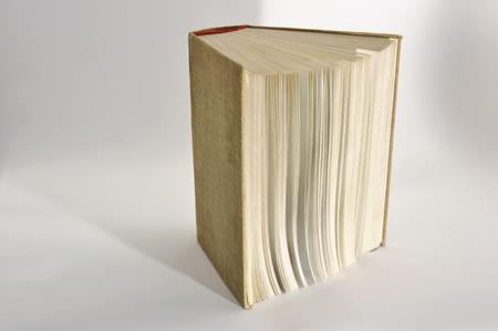 learning series: Open, half-open book