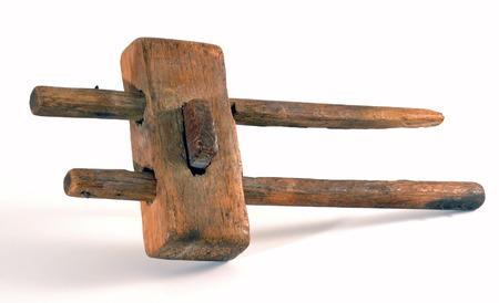 carpenter's bench: Carpenter tool for marking