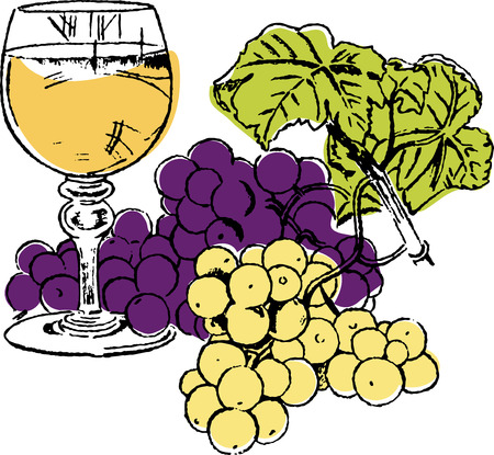 vine composition Vector