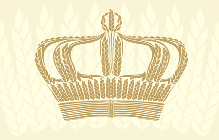 wheat crown