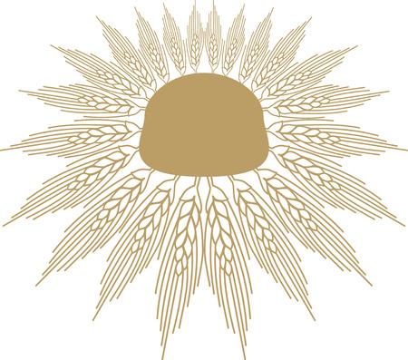 wheat sheaf
