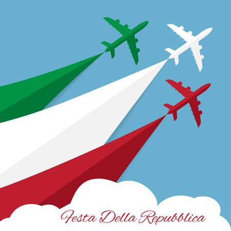 Republic Day in Italy.