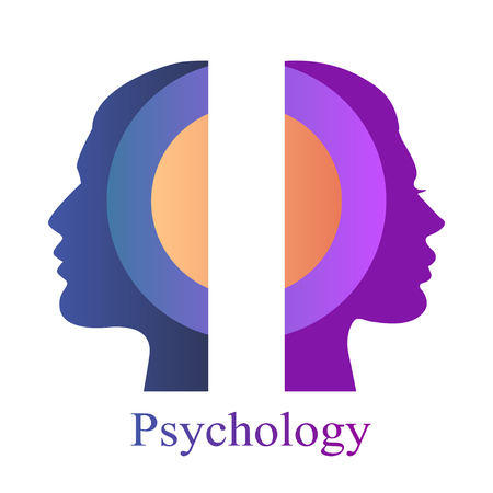 Relationship psychology concept
