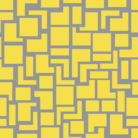 Vector modern seamless geometry pattern squares