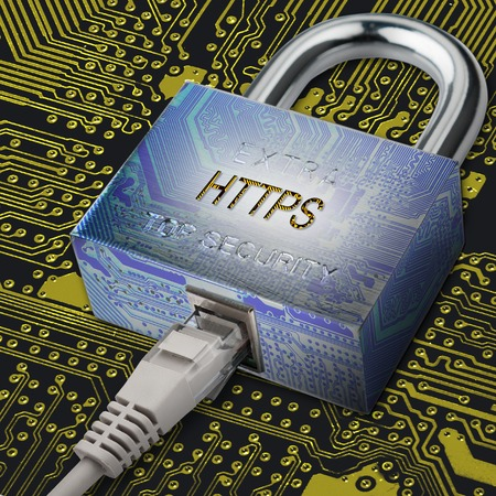 tcp ip: Secure Web connection using https