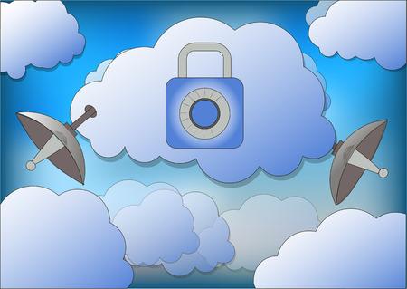 proxy: Encrypted communication using VPN.
