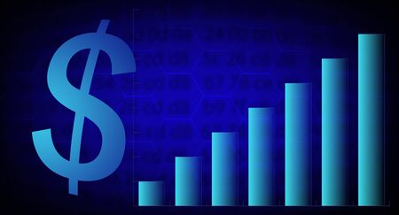 nasdaq: The concept of growth of the dollar
