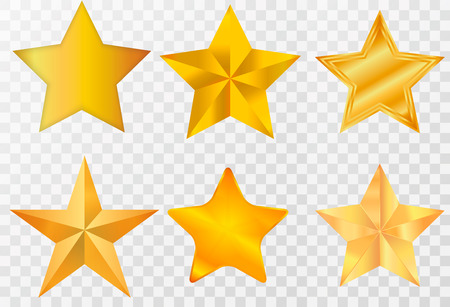 Star  Star-icon  Star-vector  Star set on transparent background.
