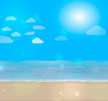 Its Summer time wallpaper, fun, party, background, vector, sky, picture, art, image, design, travel, poster, event