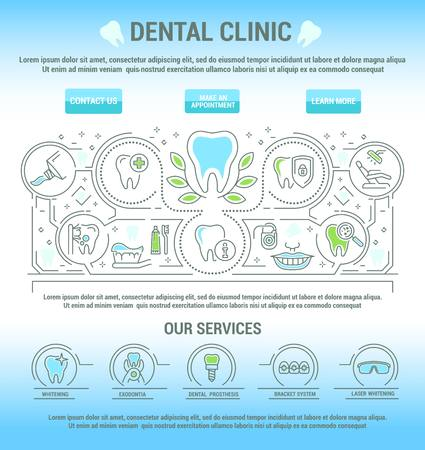 sensitivity: Vector flat graphic icon, line, contour, thin design. Dental, dentist. Element, emblem, symbol. Disease, care, symptoms, diagnostics, dental treatment. Prosthetics, teeth whitening, removal. Web site. Illustration